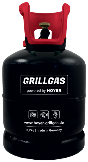 Grillgas powered by HOYER